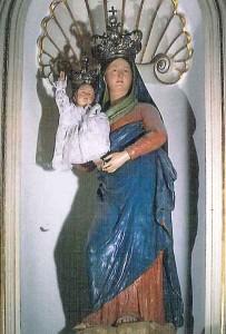 chiesa ss trinita (la madonna delle grazie)