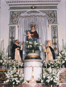 madonna di pompei altare maggiore_0001